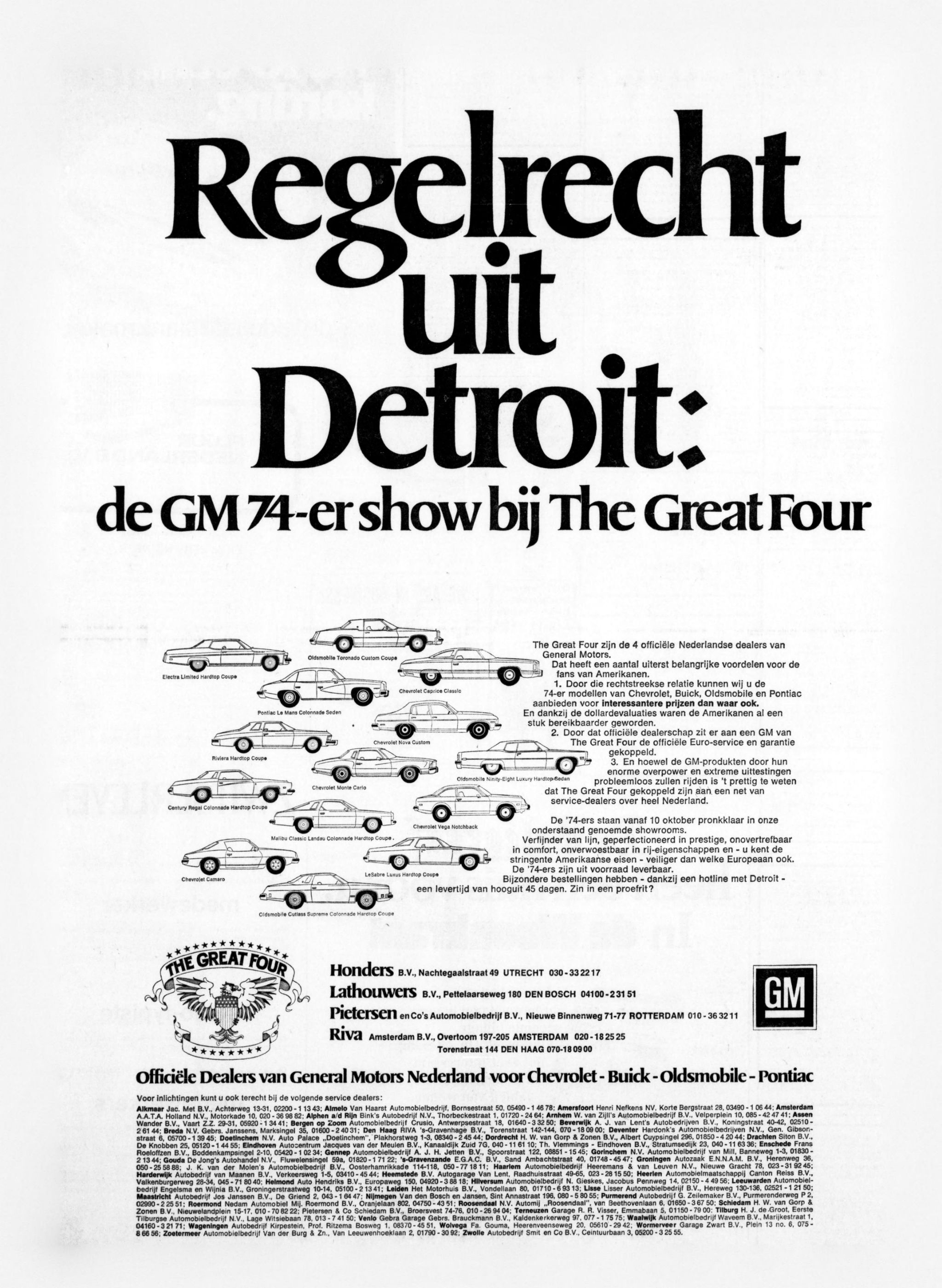 1973 GM