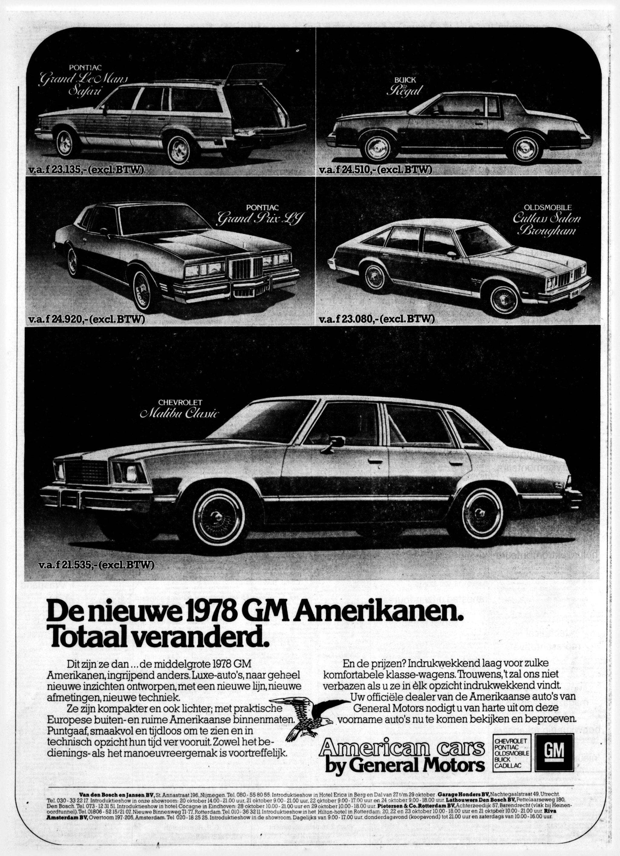 1977 GM a