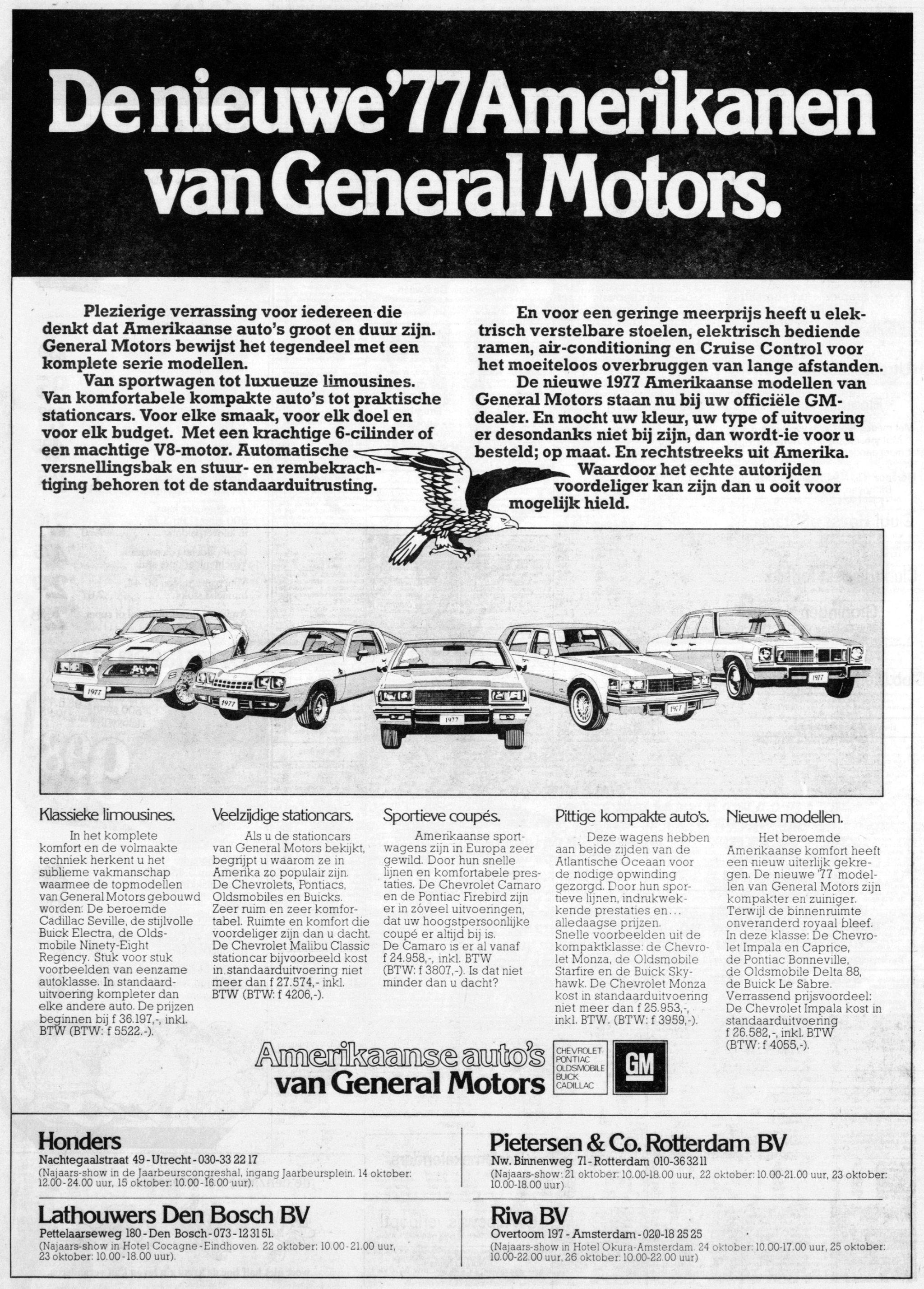 1977 GM