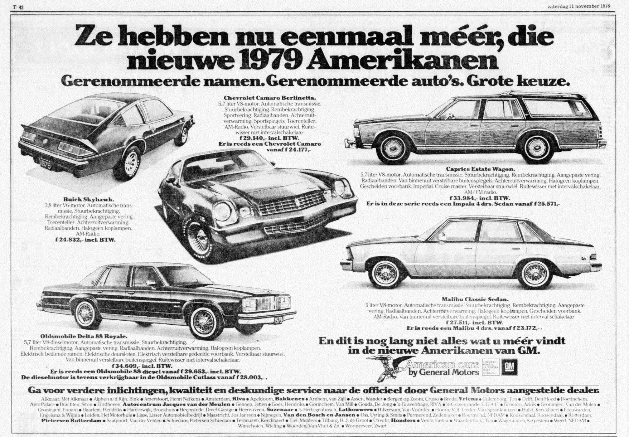 1979 GM