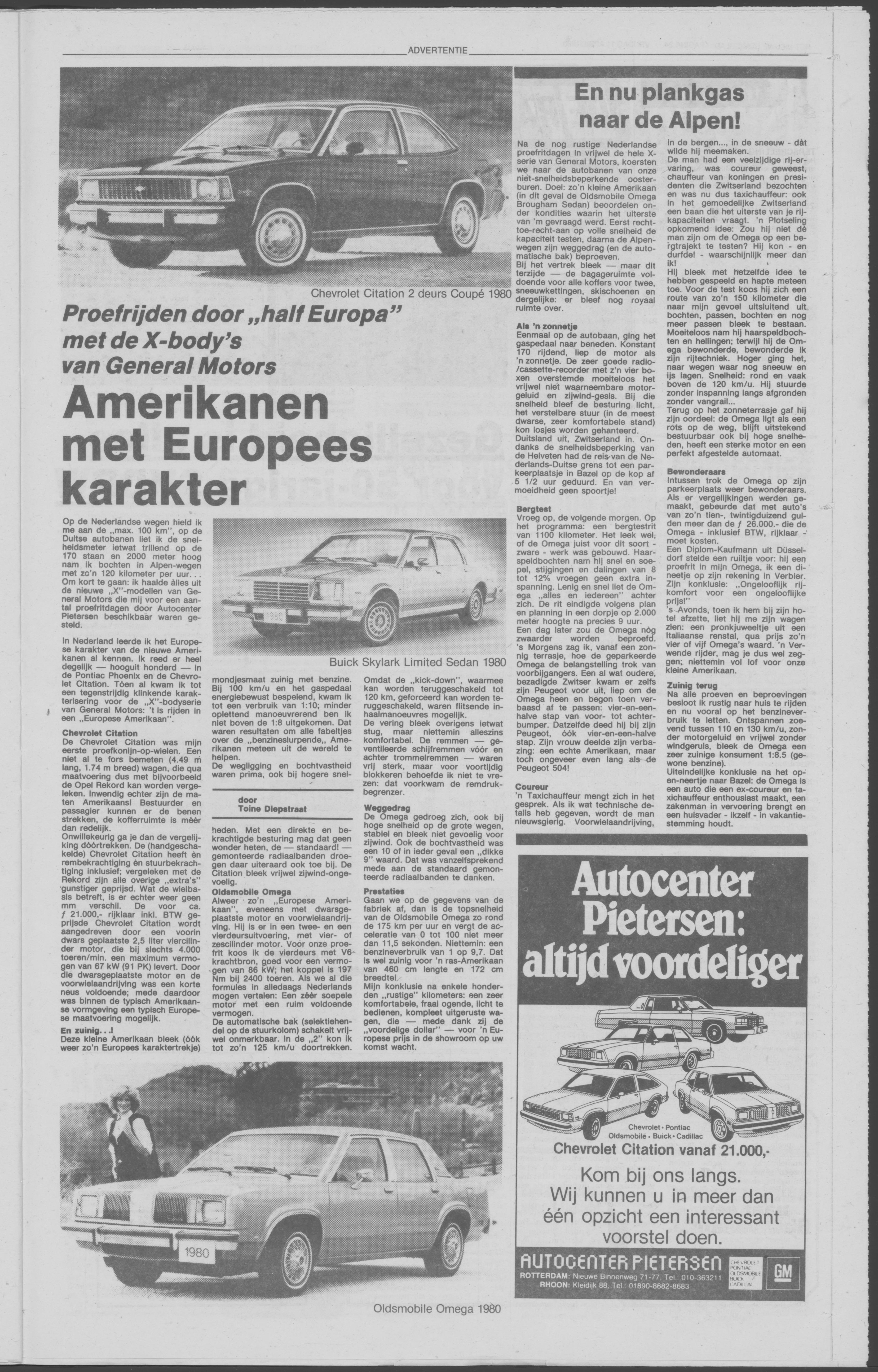 1980 11 april het nieuwe stadsblad