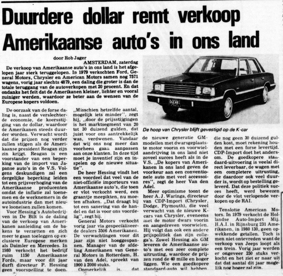 28 maart 1981
