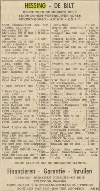 1963 16 maart ad