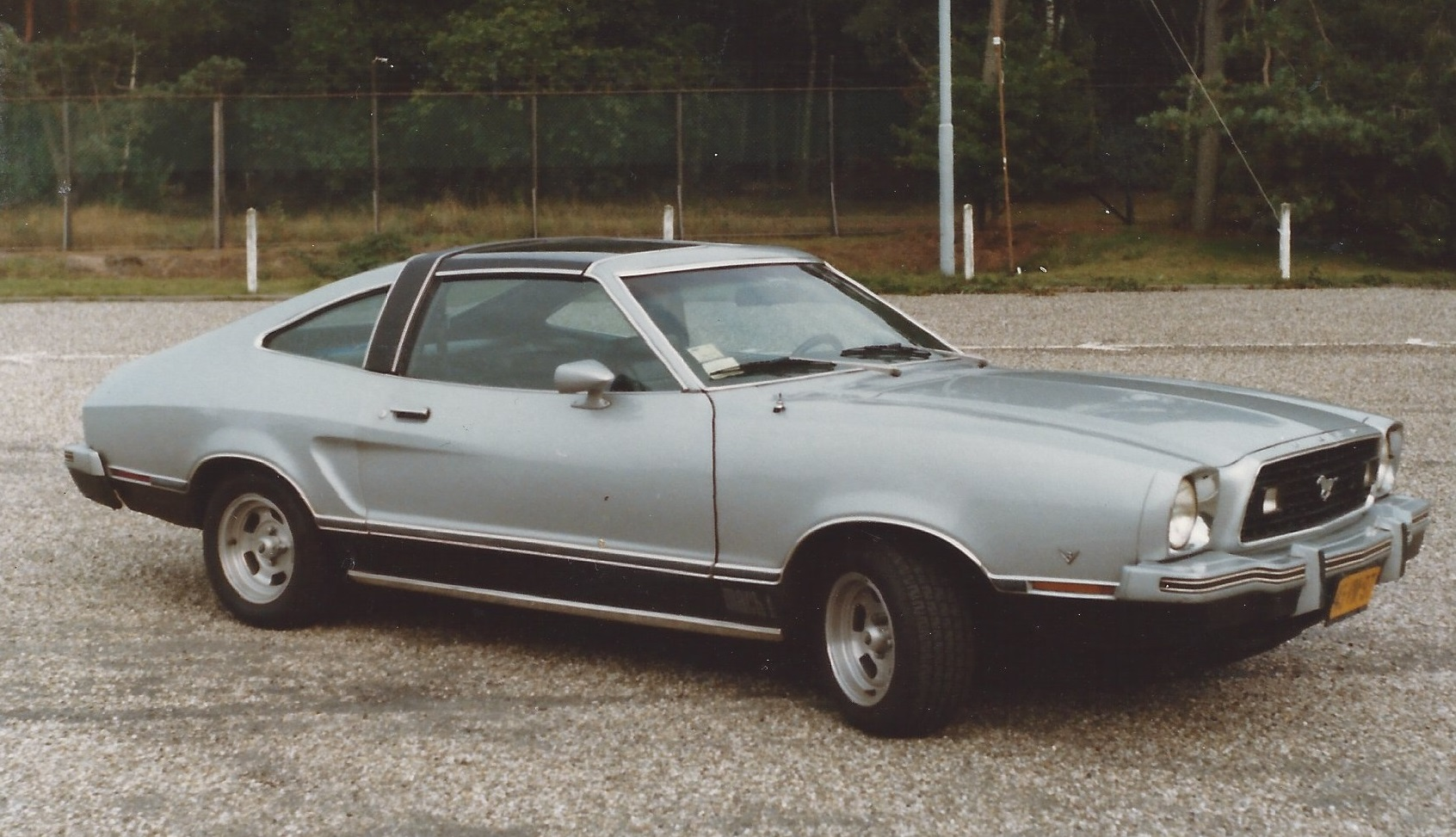 mustang 1978