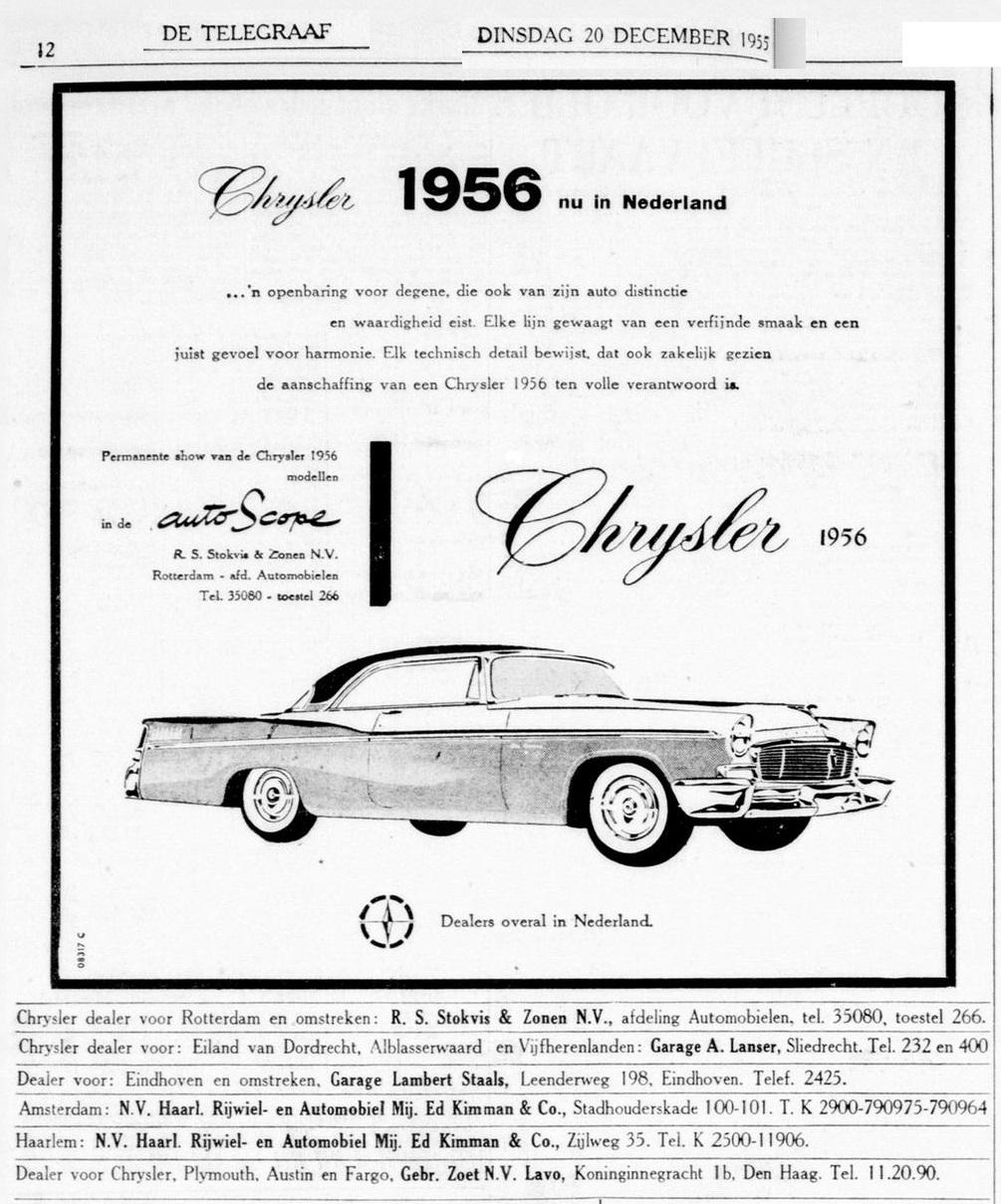1955 telegraaf 20 dec