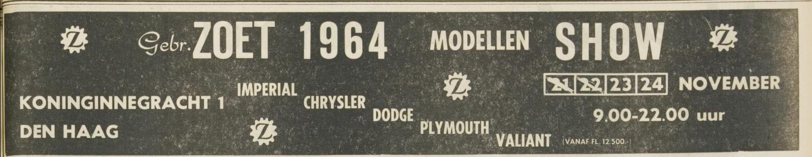 1963 20 nov Leidsch Dagblad
